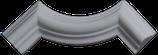 Quart de cercle 40 P  1/4