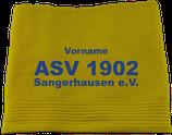 ASV Handtuch / Duschtuch gelb
