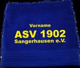 ASV Handtuch / Duschtuch royal blau