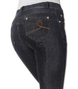 Jeansreithose HOPE Silikon Vollbesatz