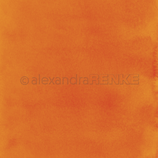 Designpapier Mimis Kollektion Aquarell *orange*