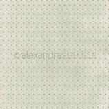Designpapier *Geometrisches Blumenmuster*