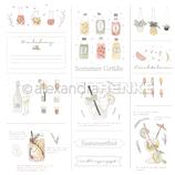 Designpapier *Küchenutensilien*