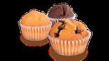 Mini-Muffins**einzeln verpackt**im 3-er Set