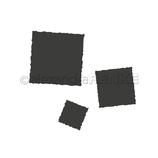 Die *Büttenrand Quadrat*