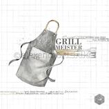 Designpapier *Grillmeister*