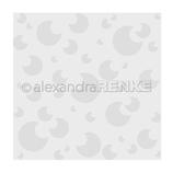 Prägefolder/Embossing Folder *Monde* Alexandra Renke