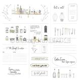 Designpapier *Lenas Küche*