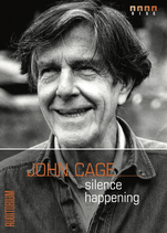 JOHN CAGE - SILENCE HAPPENING (CD+booklet)