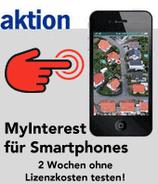 MyInterest Professional mit Web App