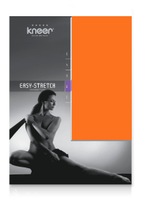 Easy-Stretch Spannbetttuch - orange