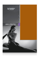 Easy-Stretch Spannbetttuch - gold