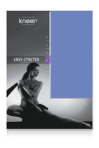 Easy-Stretch Spannbetttuch - blau