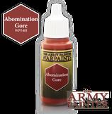 Abomination Gore (Abscheulichkeits Blut)