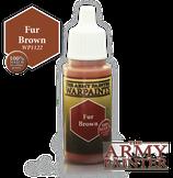 Fur Brown (Fell Braun)