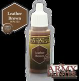 Leather Brown (Leder Braun)