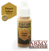 Desert Yellow (Wüsten Gelb)