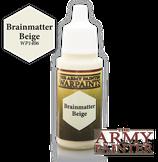 Brainmatter Beige (Gehirnmassen Beige)