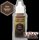 Dirt Spatter (Schmutz-Spritzer)