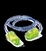 Gehörschutzstöpsel Pura-Fit® mit Kordel Art. 6900 / Pack à 200 Paar