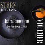 Cadeau voucher jaarabonnement STRRN Magazine 2020