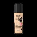 Fond de teint liquide naturel Ivory nude 02 LAVERA - 30ml