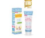 Erycare Crème réparatrice pour le change bio Zinc & Calendula TIDOO - 75g