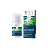 Crème Hydratante Men Sensitiv Ginkgo & Bambou bio LAVERA - 30ml