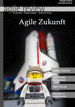 agile review 2016/01 Agile Zukunft