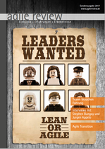 agile review Sonderausgabe – Leaders Wanted
