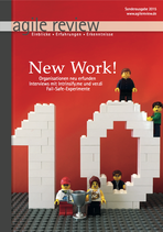agile review 2015/Sonderausgabe New Work