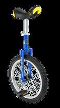 QU-AX Luxus 18″ Blau