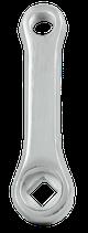 Standard, vierkant Kurbel