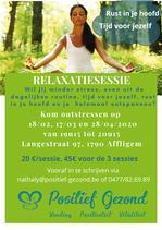 1 relaxatiesessies 17/03/2020