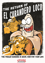 THE RETURN OF EL CURANDERO - Poster