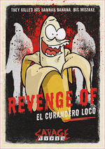 REVENGE OF EL CURANDERO - Poster
