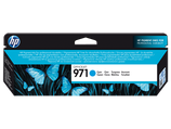 Tintenpatrone HP 971 Cyan