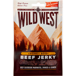 Wild West Beef Jerky - Honey BBQ - 70gr