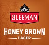 Sleeman Honey Brown Lager