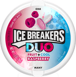 Ice Breakers Fruit + Cool - Rasberry