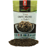 Floating Leaf - Pure Organic Canadian Wildrice