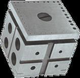 Enclume cubique avec 36 trous HOROTEC