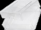 Boîte plastique transparente - HOROTEC