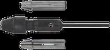Mandrin pour utilisation sur tour ou perceuse - HOROTEC