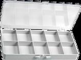 Boîte grise, 10 cases HOROTEC
