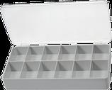 Boîte grise, 12 cases HOROTEC
