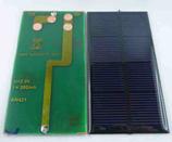Solarmodul 2V mit Lötanschluss