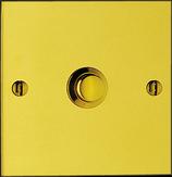 Klingelrosette 183 viereckig 75 x 75 mm