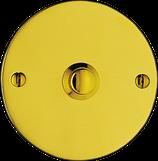 Klingelrosette #2 rund Durchmesser 75 mm