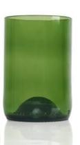 Rebottled Glas